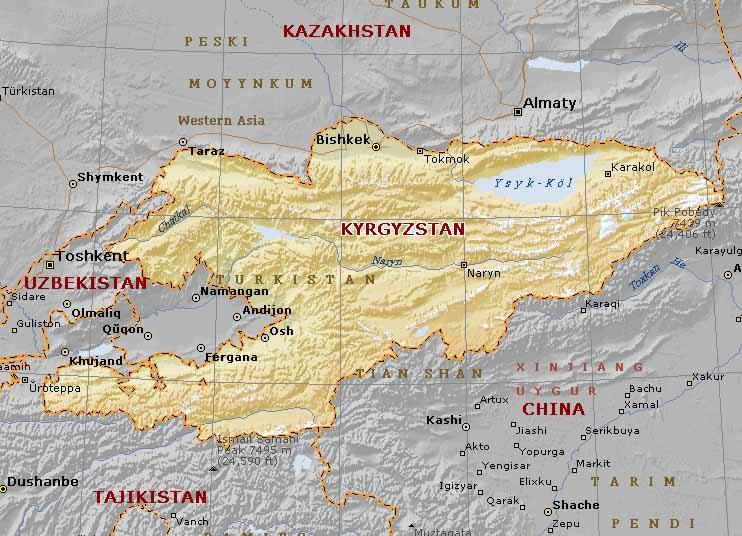 Поиск из киргизии.