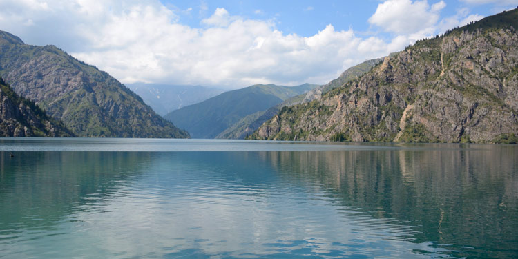 Legends of Kyrgyzstan: Lake Sary-Chelek