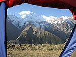 Nansen Peak, Kyrgyzstan