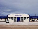 Аэропорт в Тамчы открылся после реконструкции