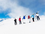 The first mountain skiing center opened in the south of Kyrgyzstan