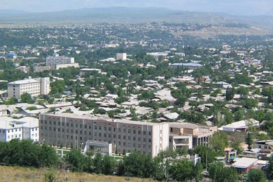 Ош, Кыргызстан