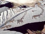 Petroglyphs, Kyrgyzstan