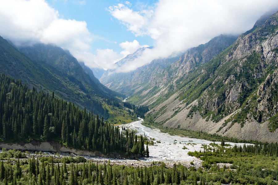 Kyrgyzstan Pictures