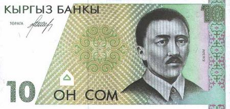 Кыргызстан курс валют сегодня в