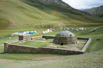 Torugart, Kyrgyzstan