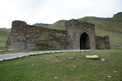 Torugart Pass, Kyrgyzstan