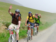 Small Group Kyrgyzstan Biking Tour with Fixed Dates