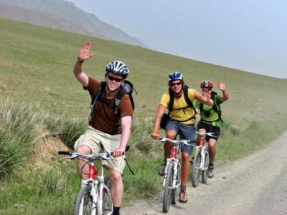 Вело-тур в Кыргызстан