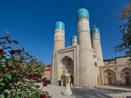 Central Asia Tour - 5