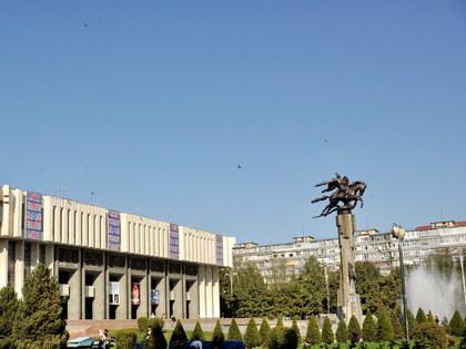 Kyrgyzstan Cultural Tour 3: Tours in Bishkek, Son Kul, Issyk-Kul