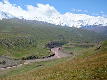 Kyrgyzstan Tours: Dostuk - Irkeshtam Tour