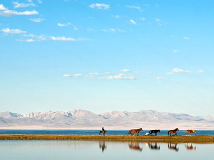 Kyrgyzstan Tour: Extension Tour to Son Kul Lake from Bishkek