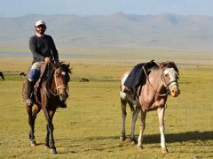 Kyrgyzstan Horse Riding Tour-1: Tours in Bishkek, Barskoon, Ala Bel Valley, Gorge Zhuuku, Saruu valley