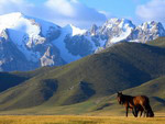 Kyrgyzstan Mountains