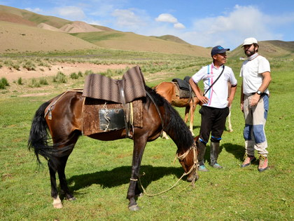 Horseback Riding Cultural Tour: Nomad's History