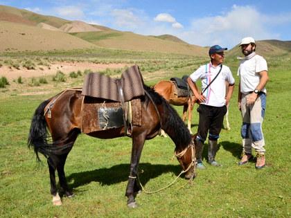 Kyrgyzstan Horseback riding & cultural tour