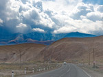 Road to Naryn