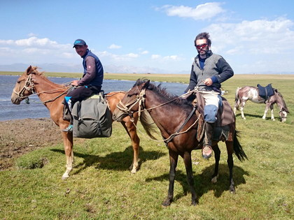 Kyrgyzstan Nomadic Culture and Horse-riding Tour 2021