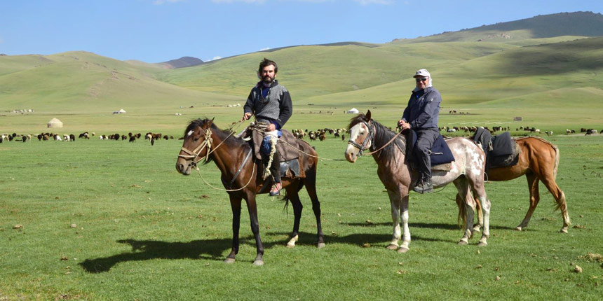 Kyrgyzstan Private Tours