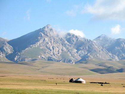 Multiactive tour around Kyrgyzstan-2: Tours in Bishkek, Ala-Archa, Kochkor, Son-Kul, Naryn, Tash-Rabat