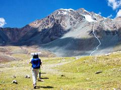 Multiactive tour in Kyrgyzstan