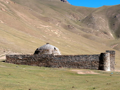 Naryn - Torugart: Tour to Kyrgyzstan