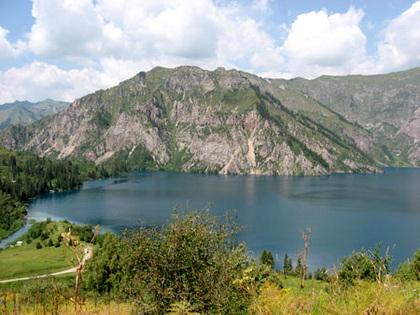 Tour to Sary-Chelek, Kyrgystan