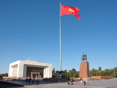 Scheduled Kyrgyzstan-China Group Tour 2017