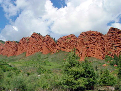Small Group Kyrgyzstan Tour with Scheduled Dates 2017