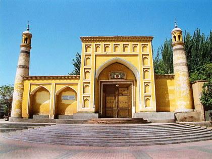 Silk Road Tour: Kyrgyzstan, China, Uzbekistan