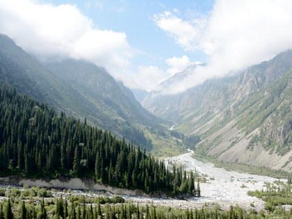 Kyrgyzstan Trekking Tour - 2: Tours in Bishkek, National Park Ala-Archa, Aksai gorge