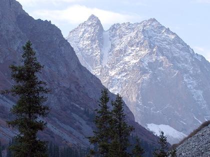 Kyrgyzstan Winter Tour