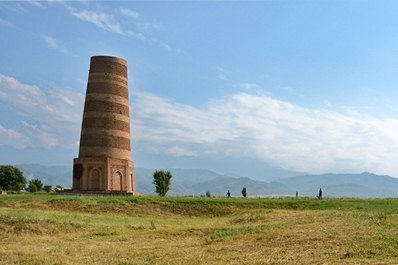 Ancient Burana Tower