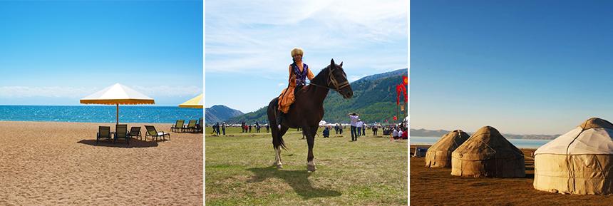 Отдых в Кыргызстане