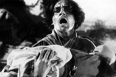"A still from the feature film ""Battleship Potemkin"""
