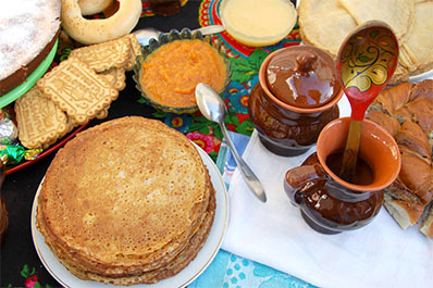 Blini, Russian Cuisine