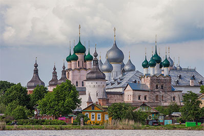 The Golden Ring: Rostov Kremlin