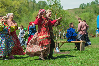 Ethnic Tourism in Russia