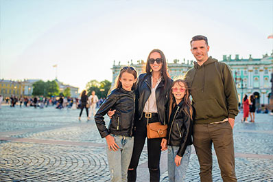 Family Tourism in Russia