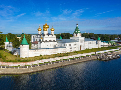 Best Golden Ring Cities Tour from Moscow (incl. Kostroma)