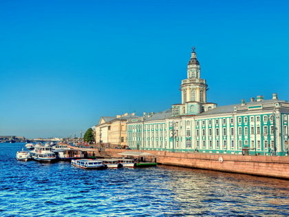 Tour: Boat Trip along St. Petersburg Rivers and Canals 2