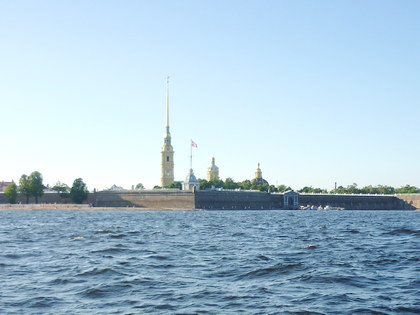 City Tour by Car in St Petersburg: The Peter & Paul