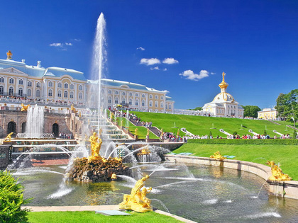 Highlights of St. Petersburg Tour