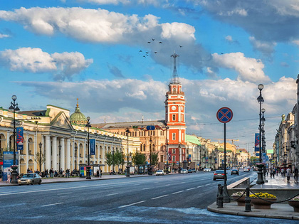 In-depth St. Petersburg Tour