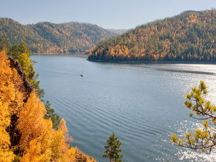 One-day Tour: Acquaintance with Krasnoyarsk