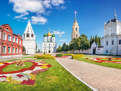 Kolomna Day Tour from Moscow: History and Culinary Delights