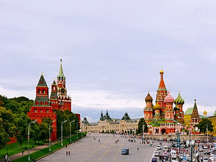 Moscow - Saint-Petersburg Tour, Tours in Russia