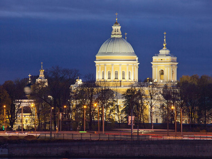 Moscow, St. Petersburg, and the Golden Ring Tour