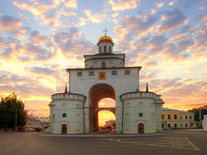 Nizhny Novgorod and the Golden Ring Tour from Moscow